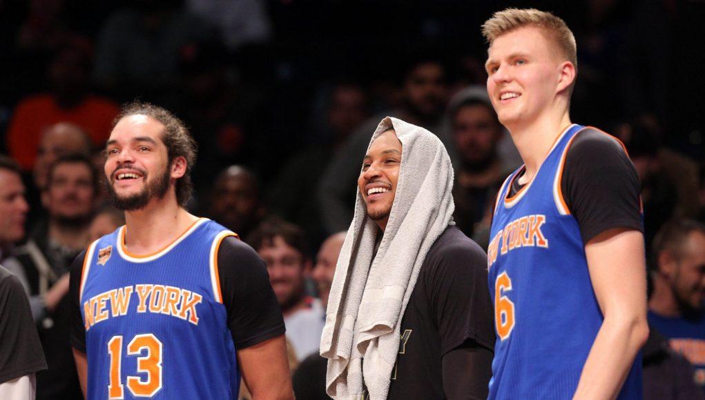 New York Knicks Beneficiaries From Joakim Noah's Injury 3