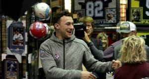 An NFL team would have to be nuts to sign Johnny Manziel