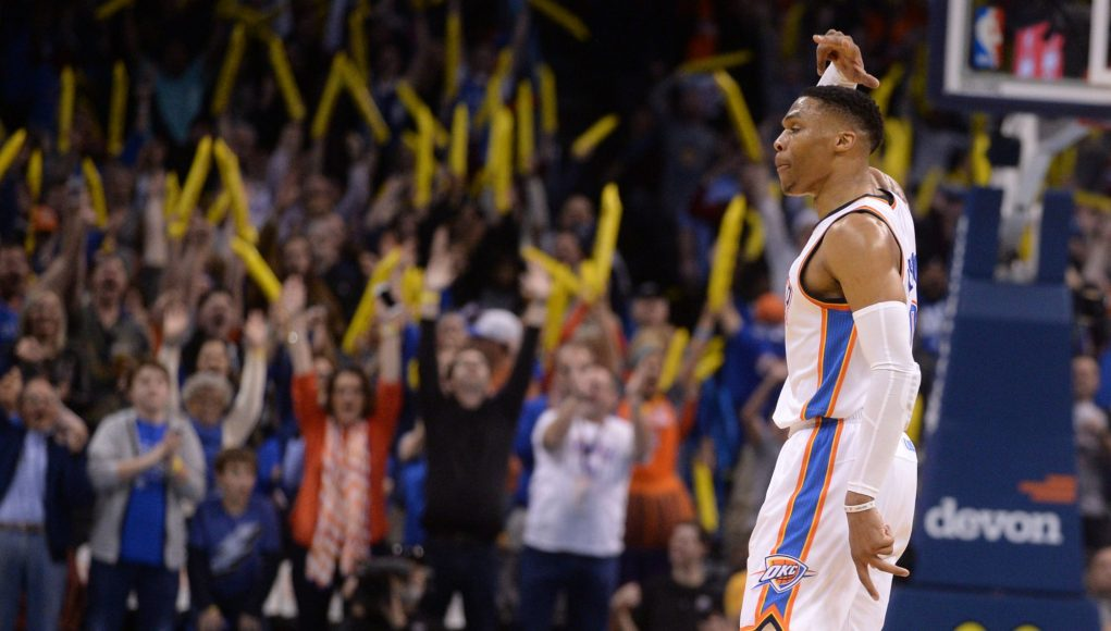 Put Down the Cuban Mark, Russell Westbrook is Leading the MVP Race