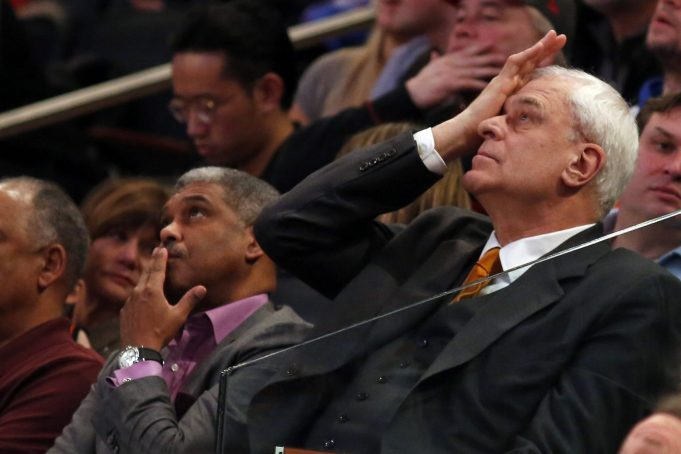 How Phil Jackson is Holding Back the New York Knicks