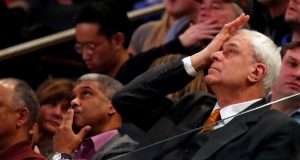 Recent Phil Jackson News Could Turn Positive For the New York Knicks