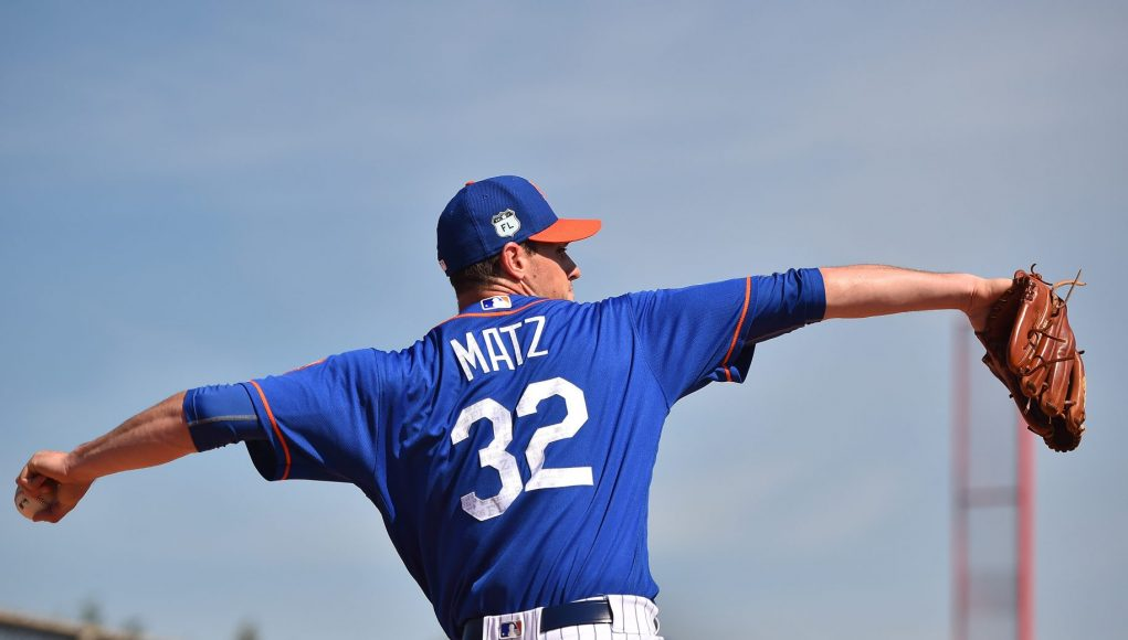 New York Mets Amazin' News, 3/31/17: Wheeler's MLB Return a Reality, Matz Goes Down