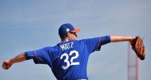 New York Mets Amazin' News, 3/31/17: Wheeler's MLB Return a Reality, Matz Goes Down