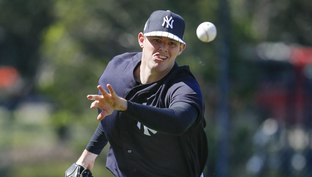 The New York Yankees Have A Sixth Man In The Starting Rotation Battle
