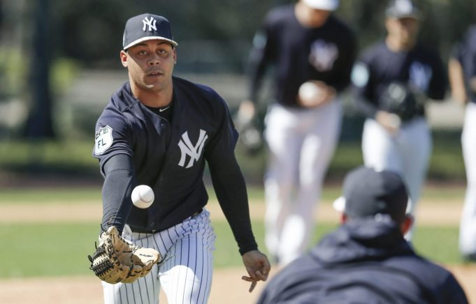 Justus Sheffield New York Yankees