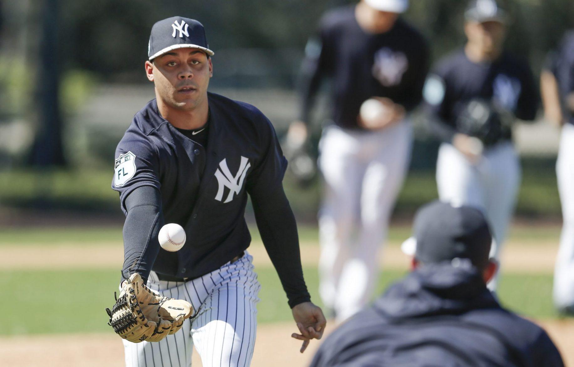 Justus Sheffield New York Yankees