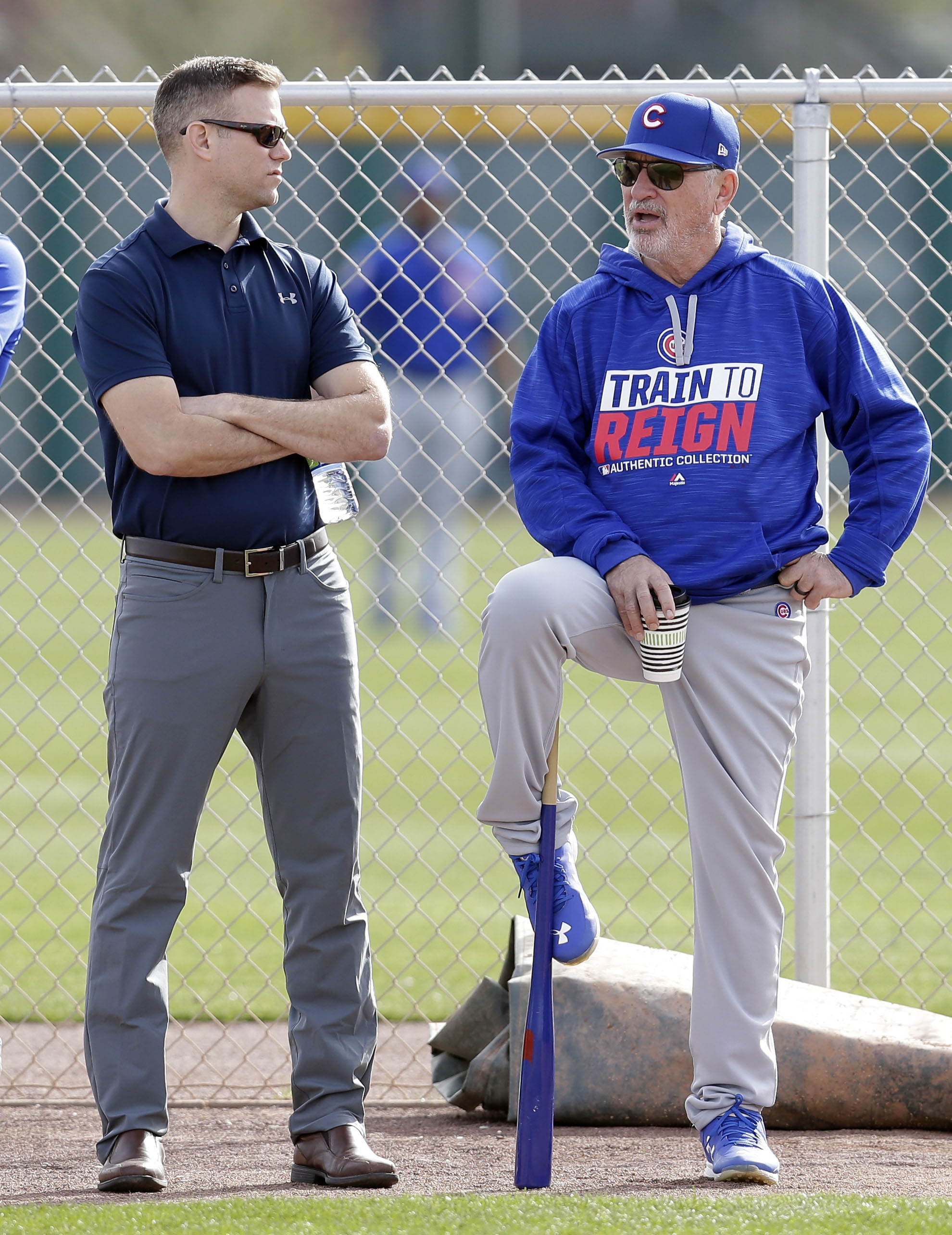Chicago Cubs President Theo Epstein Named World's Greatest Leader By Fortune Magazine