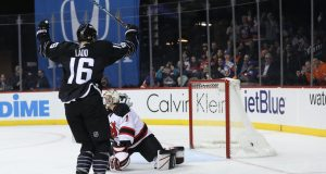New York Islanders' Andrew Ladd Honored by Former Team, the Calgary Hitmen
