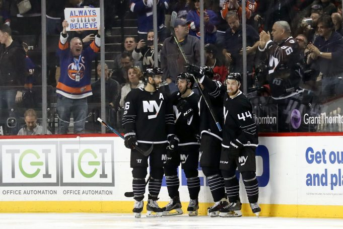 Despite trade deadline silence, New York Islanders remain in playoff hunt