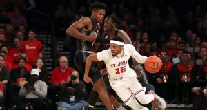 St. John's Red Storm Will Start Big East Tourney Play vs. Georgetown Hoyas