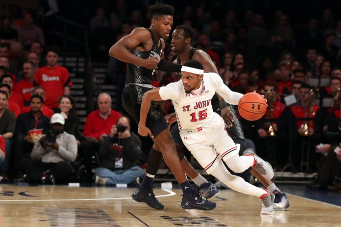 St. John's Red Storm Will Start Big East Tourney Play vs. Georgetown Hoyas