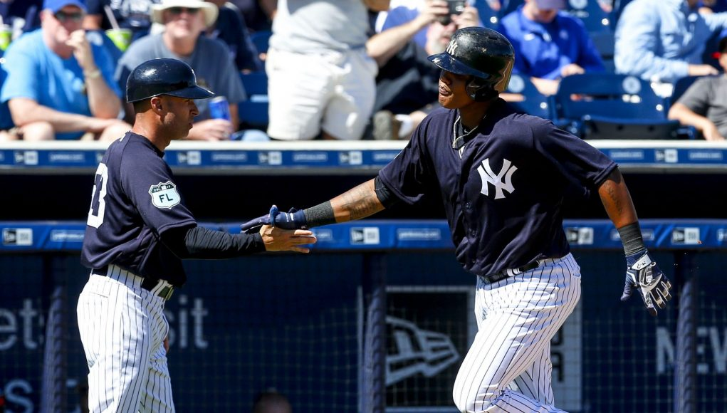 Starlin Castro believes the New York Yankees can shock the world