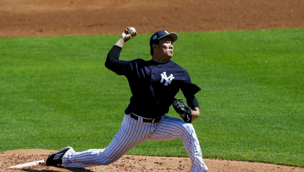 New York Yankees starters off to a start no one expected