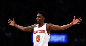 Justin Holiday Is Making His Case To The New York Knicks 2