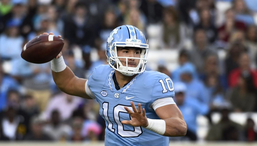 NFL QB Prospect Mitch Trubisky To Have Private Workout with New York Jets