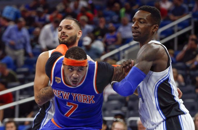 New York Knicks: Carmelo Anthony has nothing good to say about tanking