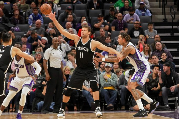 With over 10,000 points, is Brook Lopez the greatest Nets Player of all-time?