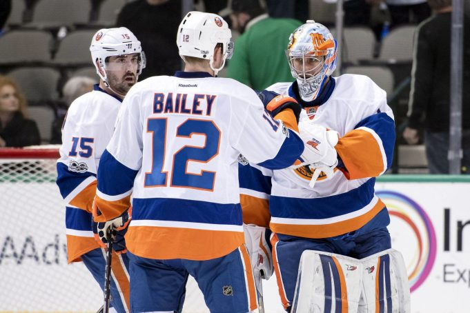 Islanders rally from down 3-1, win 5-4 over Stars in Dallas