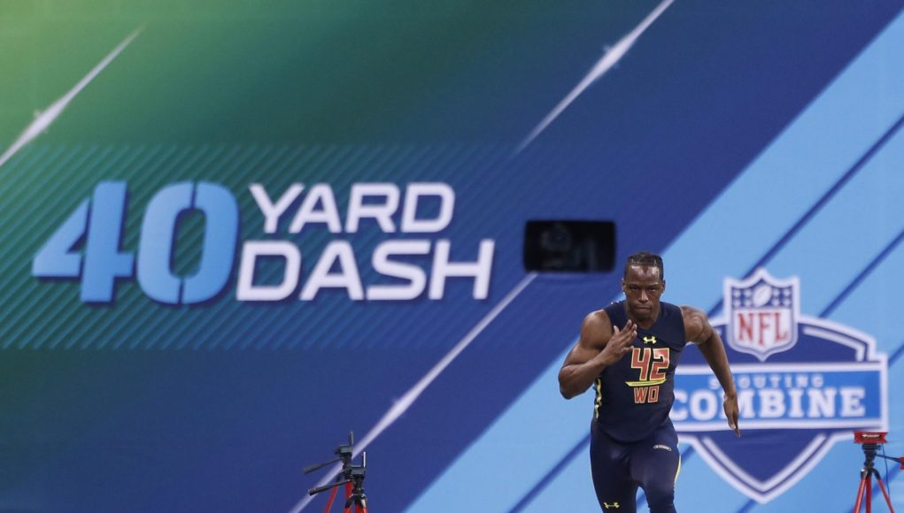 The Dust Has Settled: NFL Combine's Biggest Risers and Fallers: John Ross Is Just 1 Example