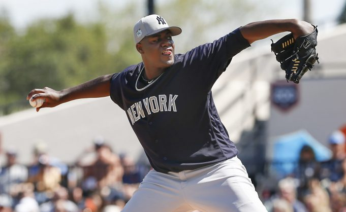 New York Yankees: Did the real Michael Pineda just stand up?