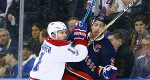 New York Rangers Cannot Hang With the Big Boys, Fall 4-1 to Montreal Canadiens (Highlights)