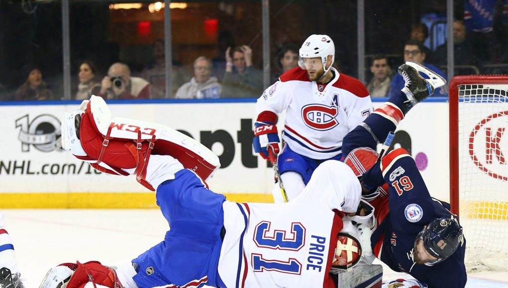 The New York Rangers Dangerous Double-Edged Playoff Sword 1