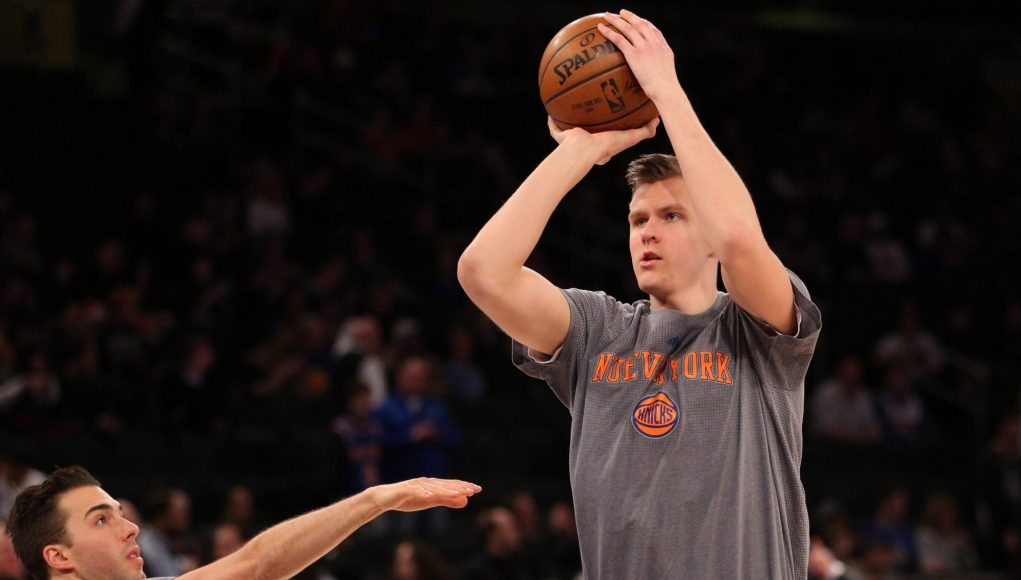 To be New York Knicks franchise player, Kristaps Porzingis must improve in multiple areas 1