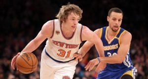 Film Room: New York Knicks' Ron Baker Against the Golden State Warriors 2
