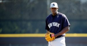 New York Yankees Rotation Battle Power Rankings Eight Days Before Opening Day 7