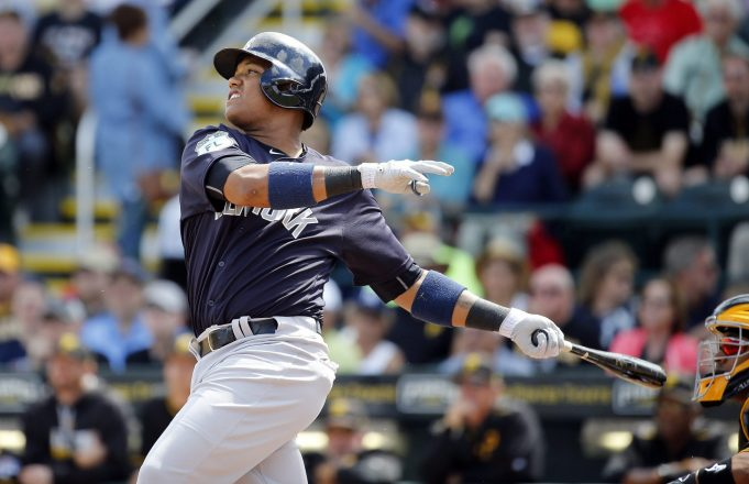 New York Yankees Get Walloped by Pittsburgh in Bradenton (Highlights)