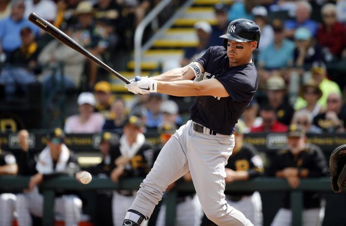 An Aggressive Jacoby Ellsbury Makes the New York Yankees Much Better 2
