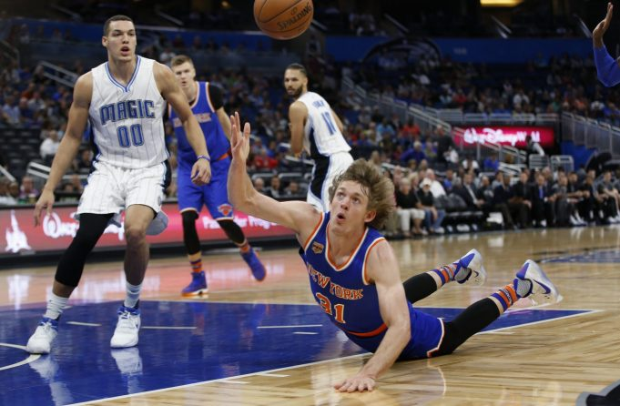 New York Knicks' Bench Foils Tanking Plan, Fuels Team to Win Without Carmelo Anthony (Highlights) 2