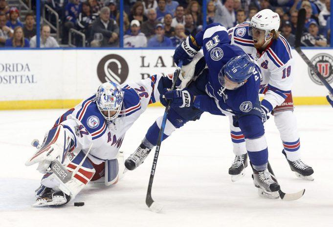 New York Rangers: Mika Zibanejad's Caps Off Antti Raanta's Stellar Night (Highlights)
