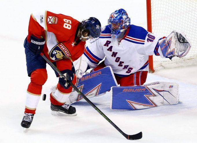 New York Rangers: Henrik Lundqvist Out 2-3 Weeks; Rick Nash, Michael Grabner Practicing