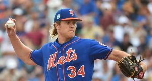 Fantasy Baseball 2017, Mock Draft Round 2: Keep An Ace Up Your Sleeve, Perhaps Noah Syndergaard 4
