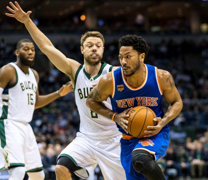 New York Knicks: Derrick Rose Will Consider the Milwaukee Bucks in Free Agency (Report)