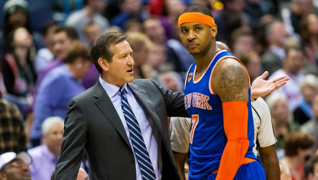 New York Knicks: Carmelo Anthony Unaware of Team's Plans, May Be Out for Good