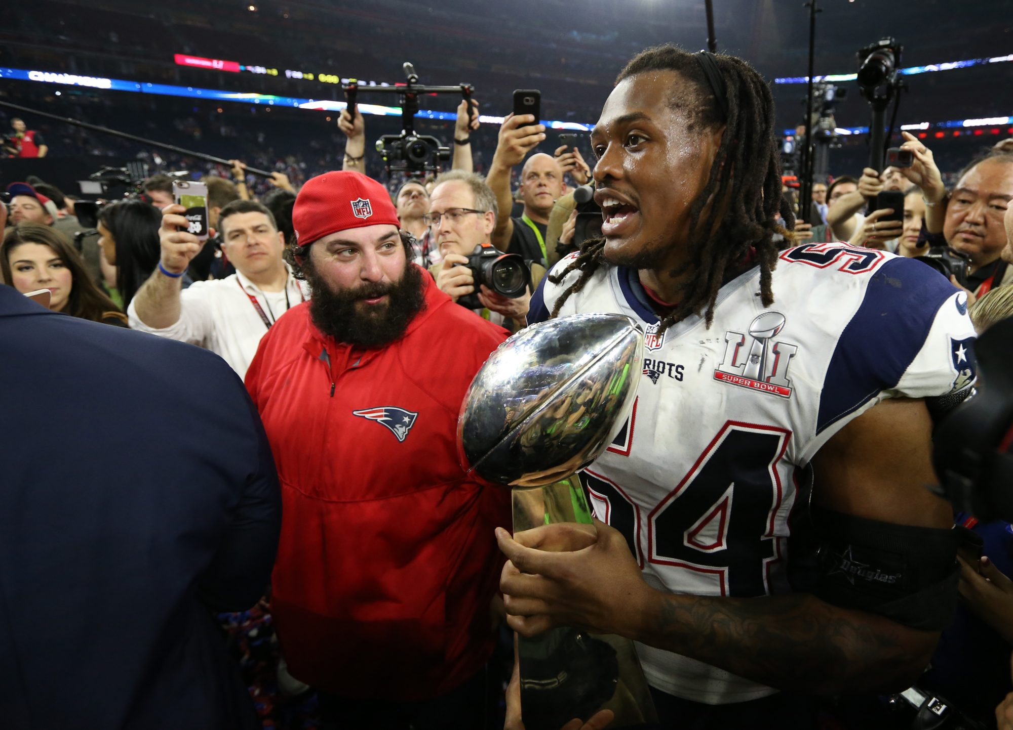 New York Jets Miss Out On LB Dont'a Hightower