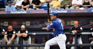 New York Mets' Asdrubal Cabrera Gives Up During Rundown in Embarrassing Fashion (Video) 2