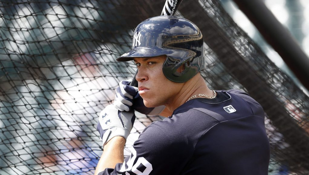 New York Yankees: Aaron Judge's Aggressiveness Is Wheeling In Positive Results 1