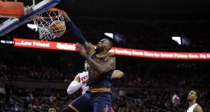 ESNY's Top 5 Rim Rattling Dunks of the Week: LeBron James Leads the Way (Videos)