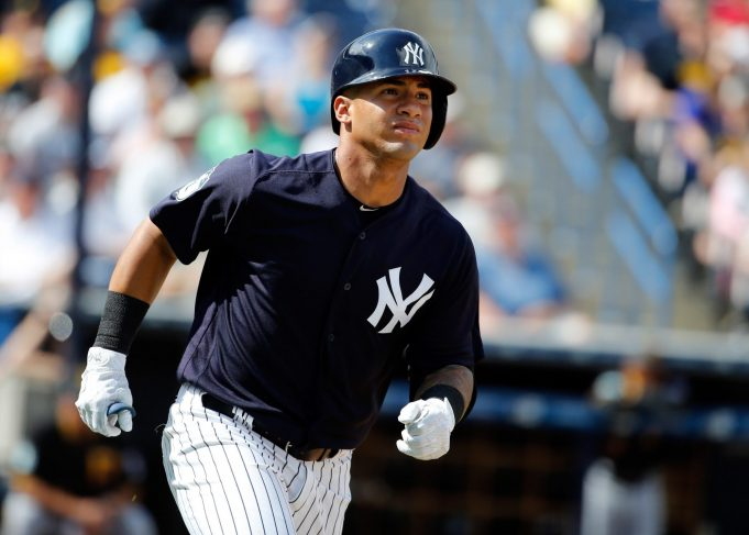 New York Yankees GM Brian Cashman: The Coaches 'Voted For Gleyber Torres'