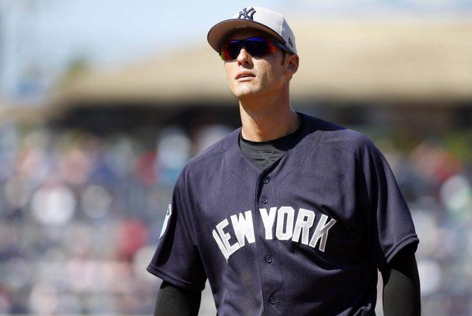 New York Yankees Name Greg Bird The Starting First Baseman