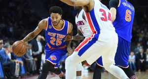 New York Knicks Sink Further Into the Tank After Blowout Loss to Pistons