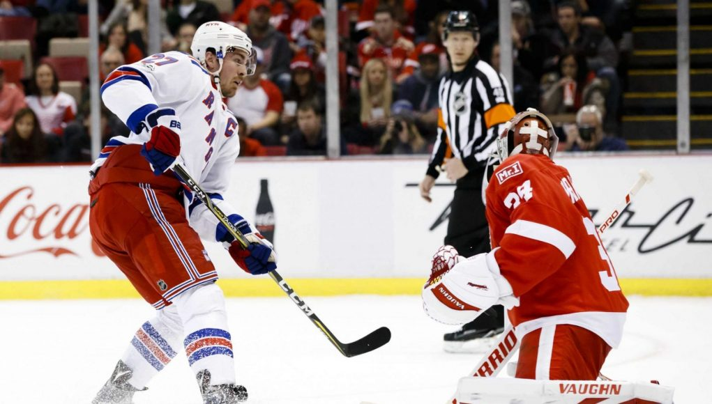 The Captain, Ryan McDonagh, Leads the Way for New York Rangers in Hockeytown (Highlights)