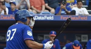 Tim Tebow Collects First Hit in New York Mets 6-4 Victory Over Marlins (Video)