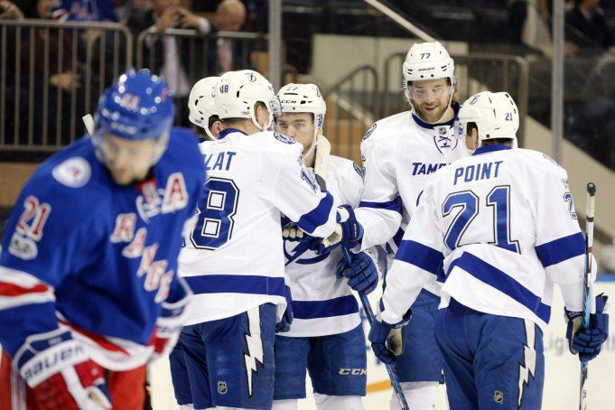 New York Rangers 2, Tampa Bay Lightning 3: A Bad Loss at the Garden (Highlights)