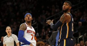 Carmelo Anthony Helps New York Knicks Complete Comeback Victory Over Pacers (Highlights) 1