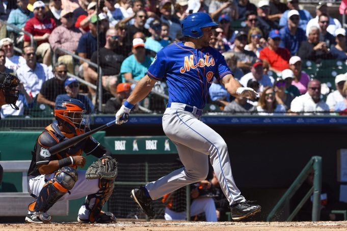 Tim Tebow Collects Two Hits, Matt Harvey Horrid Again in New York Mets Loss To Marlins (Highlights)