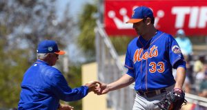 New York Mets Amazin' News, 3/27/17: Matt Harvey, Zack Wheeler Impress, Robert Gsellman Cemented